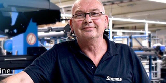 Faces behind Summa: Meet Hendrik, Summa's eternal sunshine
