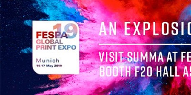 Witness an explosion of finishing and cutting solutions at Fespa Global Print Expo 2019
